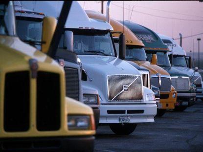 Truck Parking & Trailer Parking Lots  